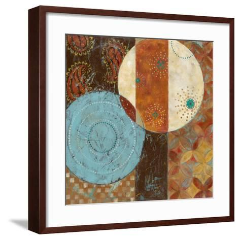 Blue Moon I-Carol Robinson-Framed Art Print