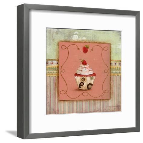 Cupcake Delight I--Framed Art Print