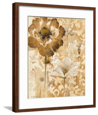 Sepia Daybreak I-Richard Henson-Framed Art Print