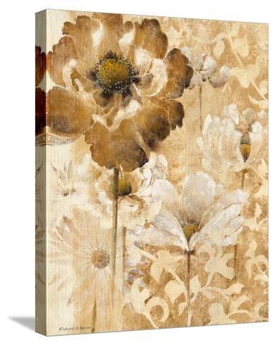Sepia Daybreak I-Richard Henson-Stretched Canvas Print
