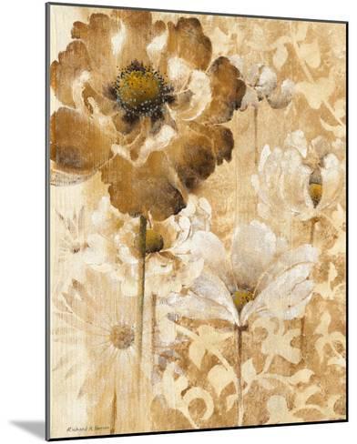 Sepia Daybreak I-Richard Henson-Mounted Art Print