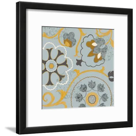 Silk Road II--Framed Art Print