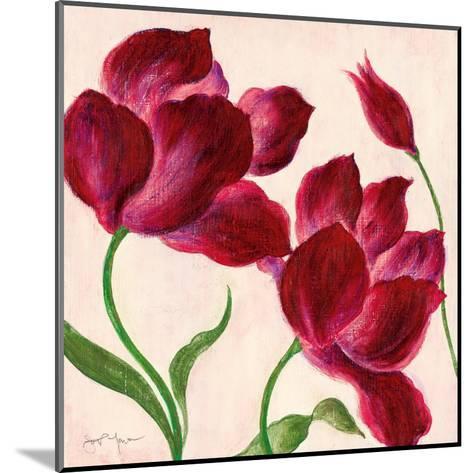 Spring Winds II--Mounted Art Print