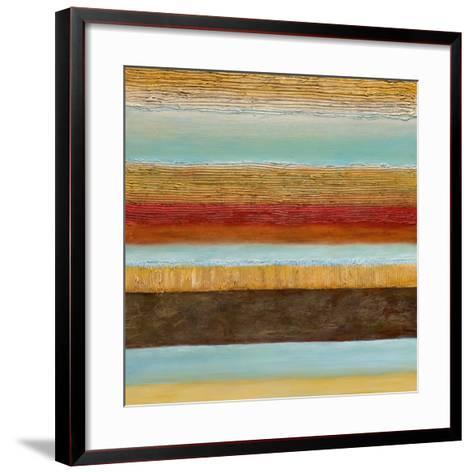 Those Summer Days II-Norm Olson-Framed Art Print