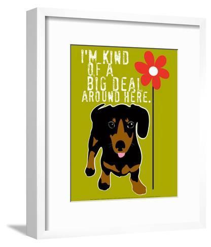 Big Deal-Ginger Oliphant-Framed Art Print