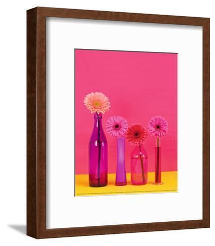 Pop Flowers-Camille Soulayrol-Framed Art Print