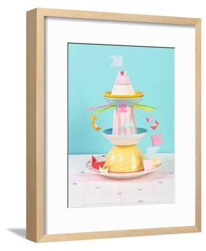 Merry-Go-Round-Redard & Voevodsky-Framed Art Print