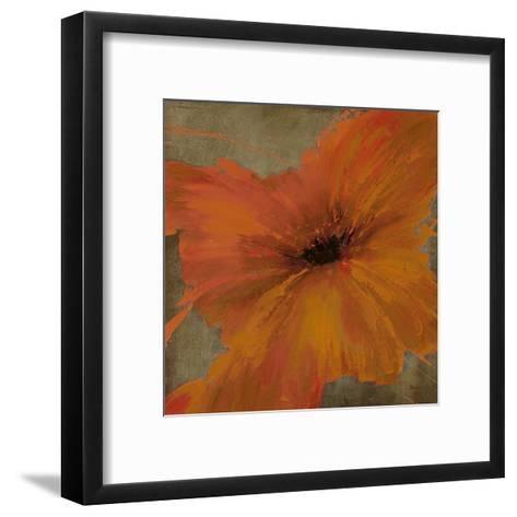 Colourful Flowers IV-Bridges-Framed Art Print