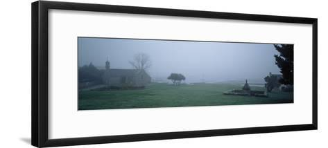 La Chapelle de Saint Philibert-Philip Plisson-Framed Art Print