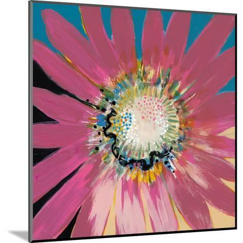 Sunshine Flower III-Leslie Bernsen-Mounted Art Print