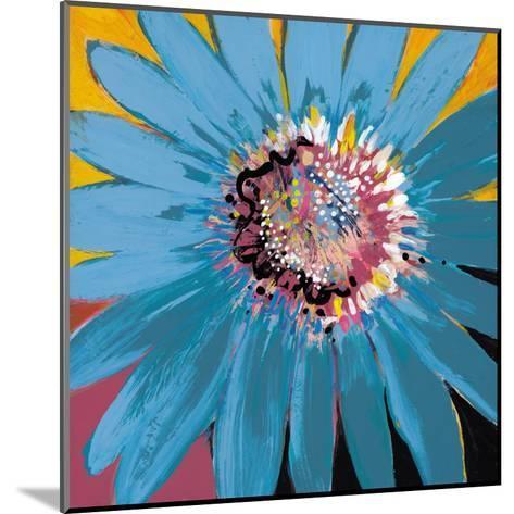 Sunshine Flower II-Leslie Bernsen-Mounted Art Print
