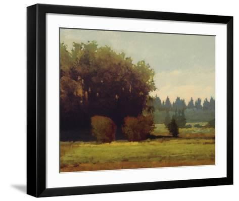 Evening Near Eugene-Marc Bohne-Framed Art Print