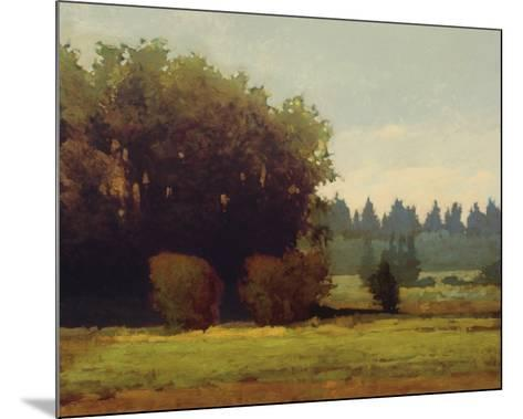 Evening Near Eugene-Marc Bohne-Mounted Art Print