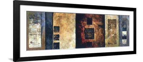 Breaking the Box I-James Brooks-Framed Art Print