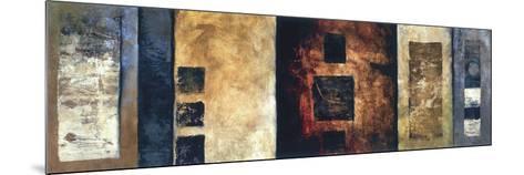 Breaking the Box I-James Brooks-Mounted Art Print
