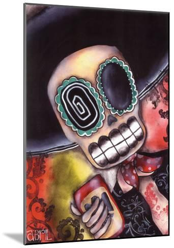 Martin Mariachi-Abril Andrade-Mounted Art Print