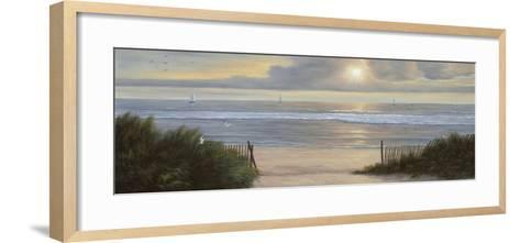 Summer Moments II-Diane Romanello-Framed Art Print