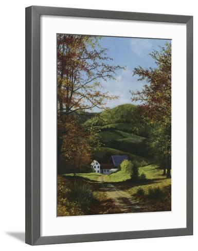 Returning Home-Lene Alston Casey-Framed Art Print