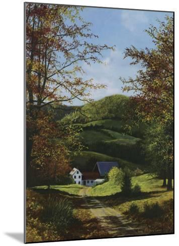 Returning Home-Lene Alston Casey-Mounted Art Print