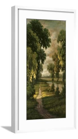 Tranquility Path I-Pierre-Framed Art Print