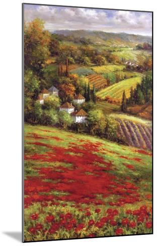 Valley View III-Hulsey-Mounted Art Print