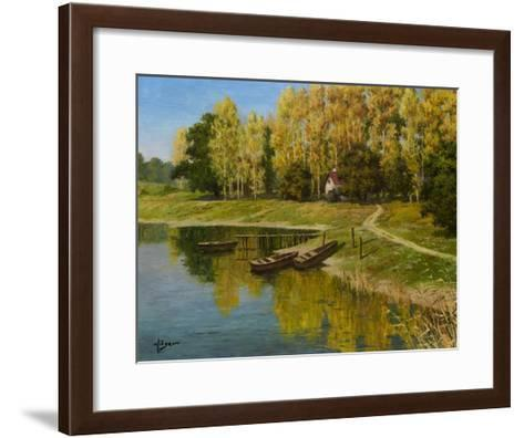 End of the Summer-Hilger-Framed Art Print