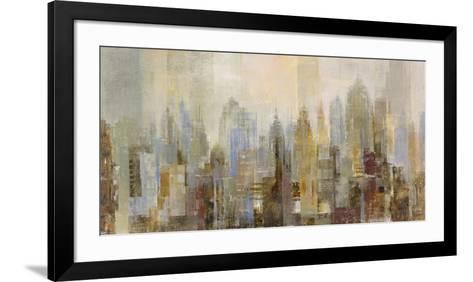 Midtown-Longo-Framed Art Print