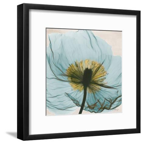 Dream in Pale Blue-Albert Koetsier-Framed Art Print
