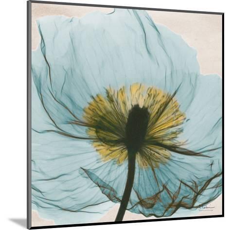 Dream in Pale Blue-Albert Koetsier-Mounted Art Print