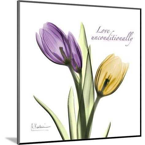 Tulips Love Unconditionally-Albert Koetsier-Mounted Art Print