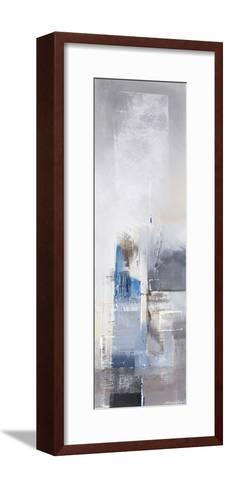Blue Building-Elisa Godefroid-Framed Art Print
