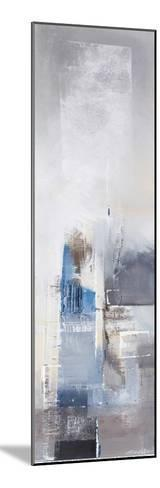 Blue Building-Elisa Godefroid-Mounted Art Print