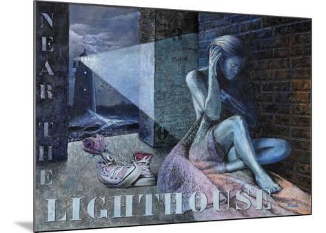 Lighthouse-Joëlle Vermeille-Mounted Art Print