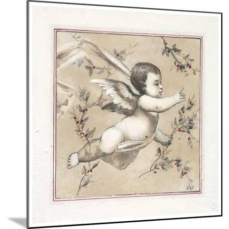 Côté d'Ange-Pascal Cessou-Mounted Art Print