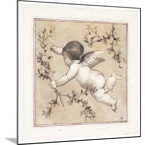 Dos d'Ange-Pascal Cessou-Mounted Art Print