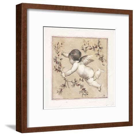 Dos d'Ange-Pascal Cessou-Framed Art Print