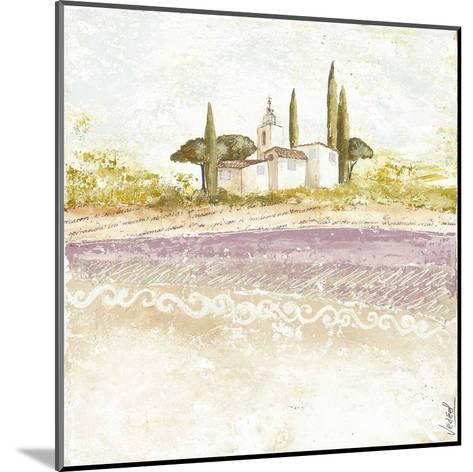 Village Violet-V?ronique Didier-Laurent-Mounted Art Print