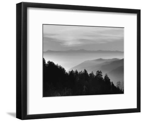 Smoky Mountains--Framed Art Print