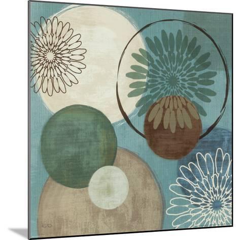 Flora Mood I-Veronique Charron-Mounted Art Print