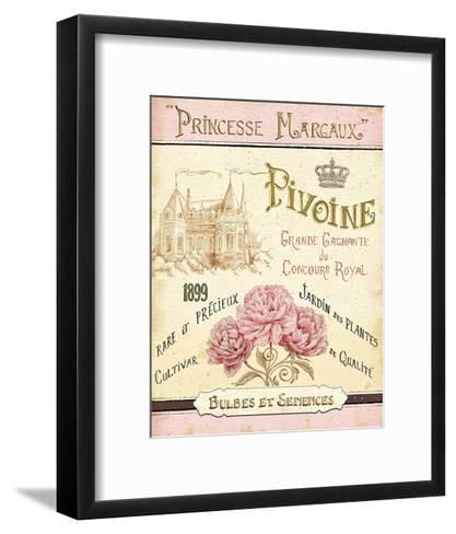 French Seed Packet III-Daphne Brissonnet-Framed Art Print