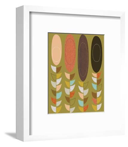 Petal Pods II-Jenn Ski-Framed Art Print