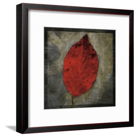 Red Dogwood-John Golden-Framed Art Print