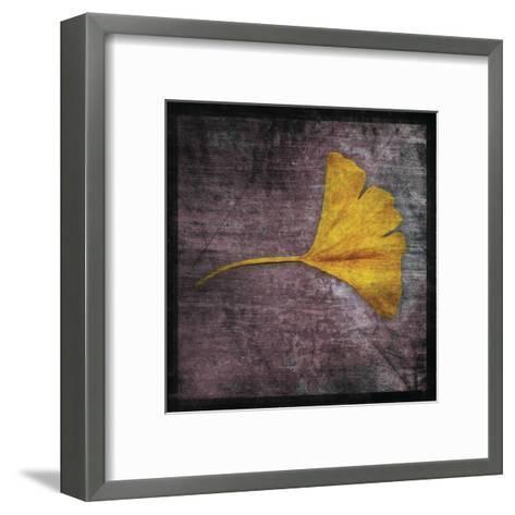 Ginkgo IV-John Golden-Framed Art Print