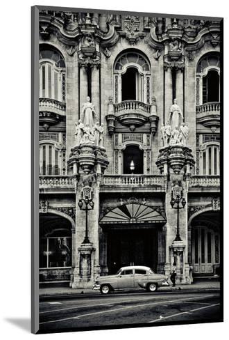 Gran Teatro de la Habana-Sabri Irmak-Mounted Art Print