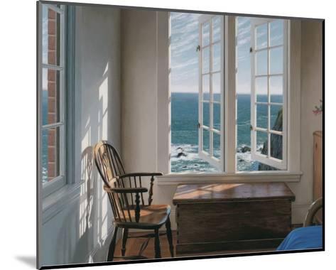 Corner Room-Edward Gordon-Mounted Art Print