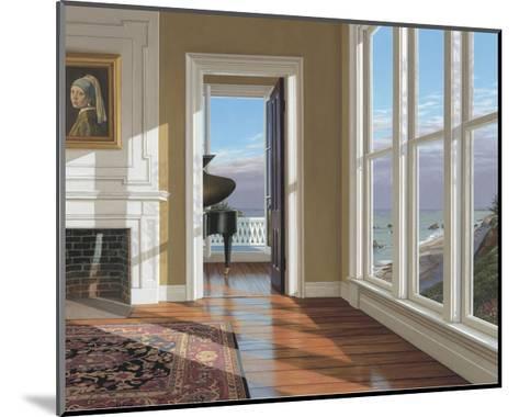 The Music Room II-Edward Gordon-Mounted Art Print