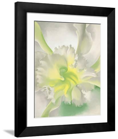 An Orchid, 1941-Georgia O'Keeffe-Framed Art Print
