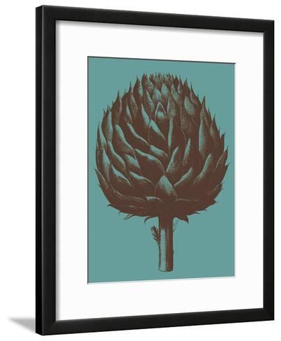 Artichoke, no. 5--Framed Art Print