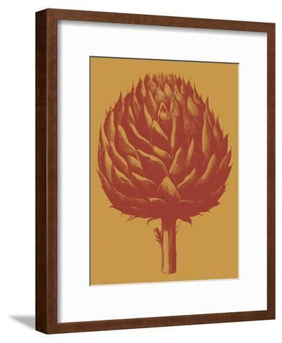 Artichoke, no. 15--Framed Art Print