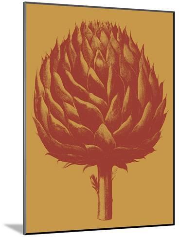 Artichoke, no. 15--Mounted Art Print